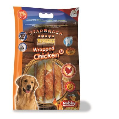 Nobby StarSnack Barbecue Wrapped Chicken Preview Image