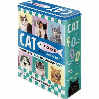 Nostalgic-Art Cat Food, Vorratsdose Preview Image