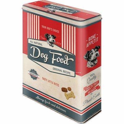 Nostalgic-Art Dog Food, Futterbehälter aus Metall Preview Image