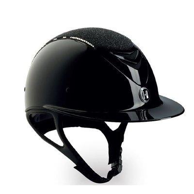 OneK Reit Helm Avance Glossy glitter mit Swarovski-Steinen Preview Image