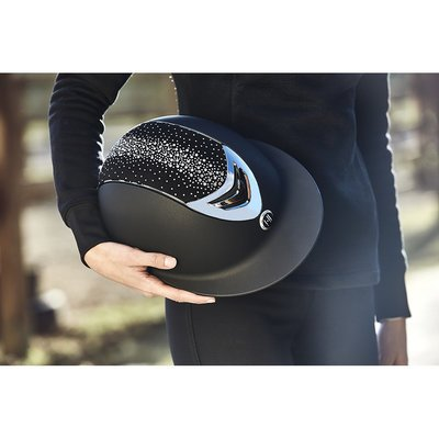 OneK Reit Helm Avance Matt sparkle chrome Preview Image