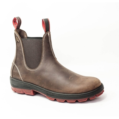 Owney Outdoor Leder Stiefel Rover by Hobo für Hundehalter Preview Image