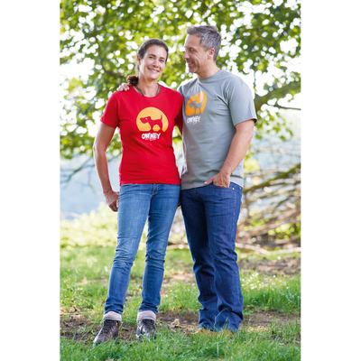 Owney T-Shirt Spotlight für Damen Preview Image