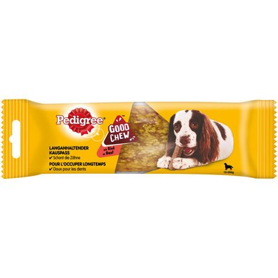 Pedigree Kausnack Good Chew Rind Preview Image