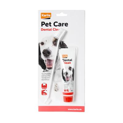 Karlie Petcare Zahnpasta mit Bürste für Hunde Preview Image