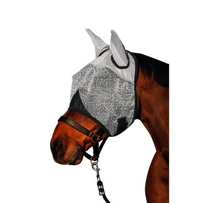 Covalliero Fliegenmaske mit Ohrenschutz UV-Schutz Preview Image