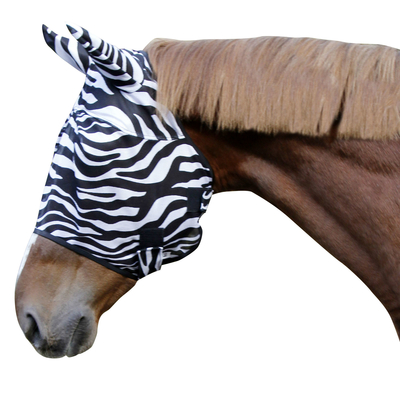 Covalliero Fliegenschutzmaske Zebra Preview Image