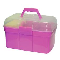 Kerbl Pferde Putzbox für Kinder befüllt Preview Image