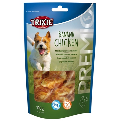 Premio Banana Chicken Hunde Leckerli