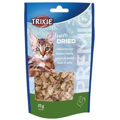 TRIXIE PREMIO Freeze Dried Hühnerherzen Preview Image