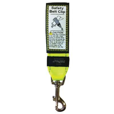 Rogz Safety Belt - Car Clip Preview Image