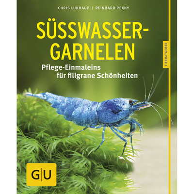 GU Verlag Ratgeber für Süßwasser-Garnelen Preview Image
