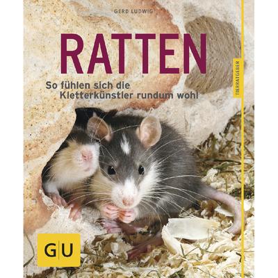 GU Verlag Ratten als Heimtiere - der Ratgeber Preview Image