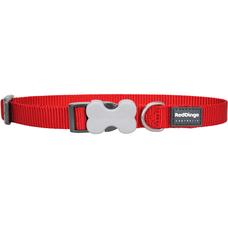 Red Dingo Hundehalsband einfarbig Uni Preview Image