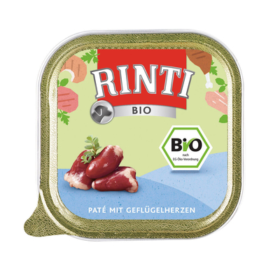 Rinti Bio Hundefutter Nassfutter Preview Image