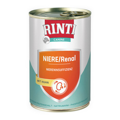 Rinti Canine Renal Nierendiät Preview Image