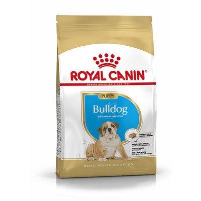 Royal Canin Bulldog Puppy Welpenfutter trocken Preview Image