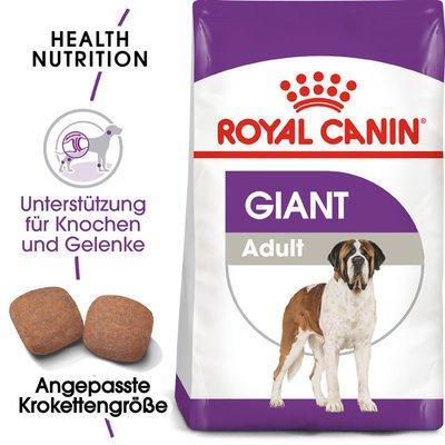 Royal Canin Giant Adult Trockenfutter für sehr große Hunde Preview Image