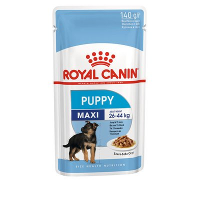 Royal Canin Maxi Puppy Welpenfutter nass für große Hunde Preview Image