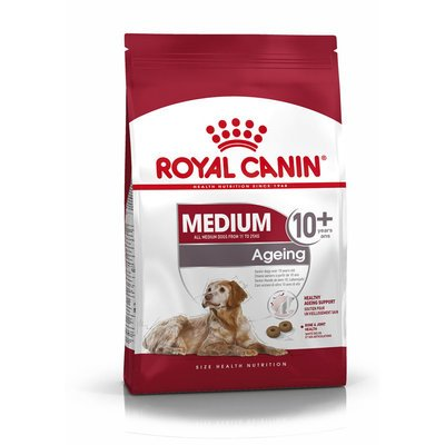 Royal Canin Medium Ageing 10+ Trockenfutter für ältere mittelgroße Hunde Preview Image
