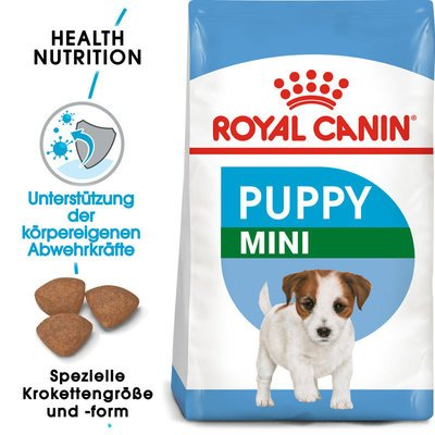 Royal Canin Mini Puppy Welpenfutter trocken für kleine Hunde Preview Image