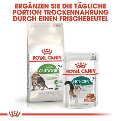 Royal Canin Outdoor 7+ Katzenfutter trocken für ältere Freigänger Preview Image