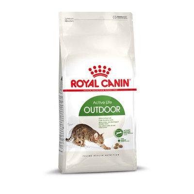 Royal Canin Outdoor Katzenfutter trocken für Freigänger Preview Image