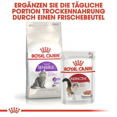 Royal Canin Regular Sensible Katzenfutter für sensible Katzen Preview Image
