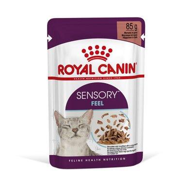 Royal Canin Sensory Feel Stimulation Katzen Nass Futter Preview Image