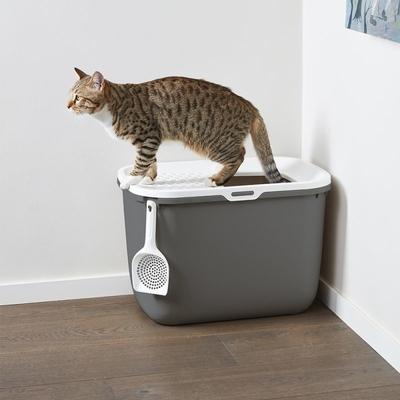 Savic Katzentoilette Hop In mit Einstieg oben Preview Image
