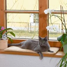 Kerbl Selbstwärmendes Fensterbankkissen für Katzen Preview Image