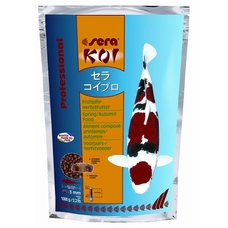 Sera Koi Professional Frühjahr-Herbstfutter Preview Image