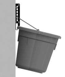 Kerbl Sicherheitswandhalter für Futtereimer FlatBack Preview Image