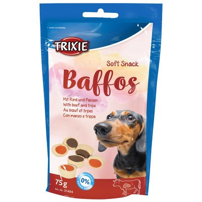 TRIXIE Soft Hundesnack Baffos mit Pansen Preview Image