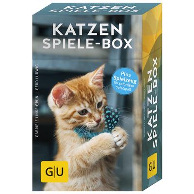 GU Verlag Spiele Box für Katzen Preview Image