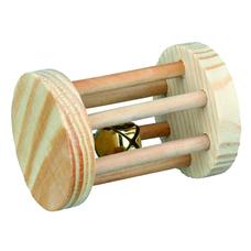TRIXIE Spielrolle für Kleintiere, Holz, gross Preview Image