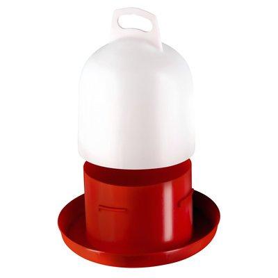 Stükerjürgen Doppelzylinder-Kunsstofftränke für Geflügel Bodenhaltung Preview Image