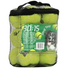 Tennisbälle für Hunde 12-er Set