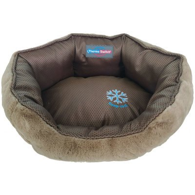 Thermoswitch Hundebett SANTORINI Preview Image