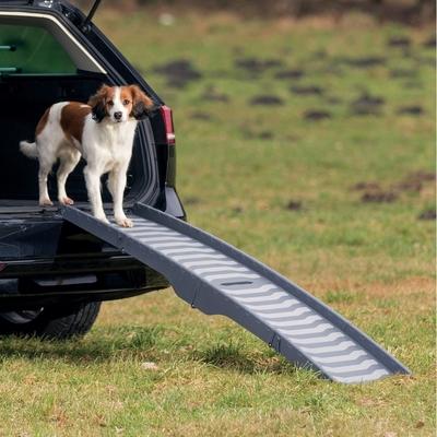 TRIXIE Auto Hunderampe, 3-fach klappbar Preview Image