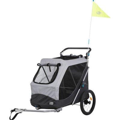 TRIXIE Fahrrad-Anhänger, faltbar Preview Image