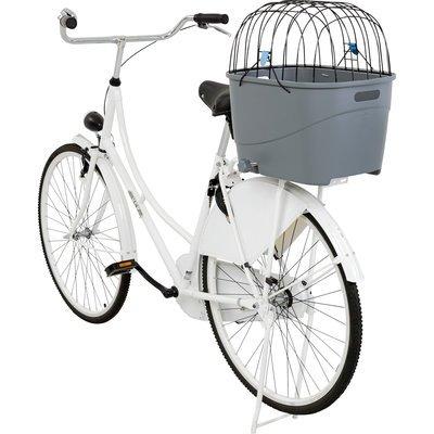 TRIXIE Fahrradkorb für Gepäckträger E-Bikes Preview Image