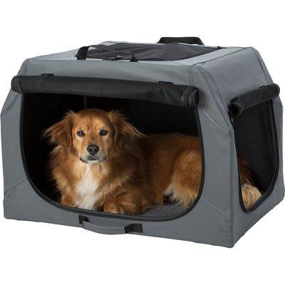 TRIXIE Faltbare Transporthütte für Hunde Soft Kennel Preview Image