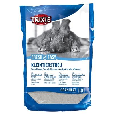 TRIXIE Fresh n Easy Kleintierstreu Granulat Silikatstreu Preview Image