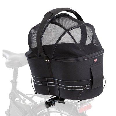 TRIXIE Hunde-Fahrradkorb für schmale Gepäckträger Preview Image