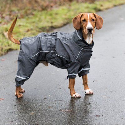 TRIXIE Hunde Regenmantel Regen-Overall Vaasa Preview Image