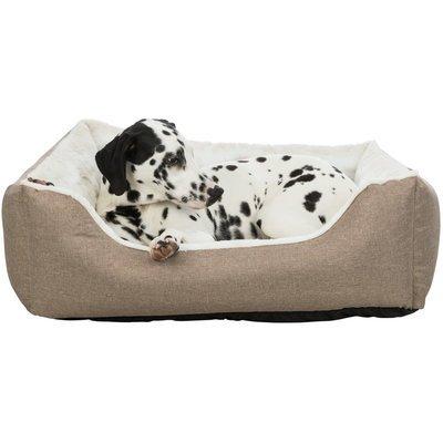 TRIXIE Hundebett Nelli mit Plüsch Preview Image