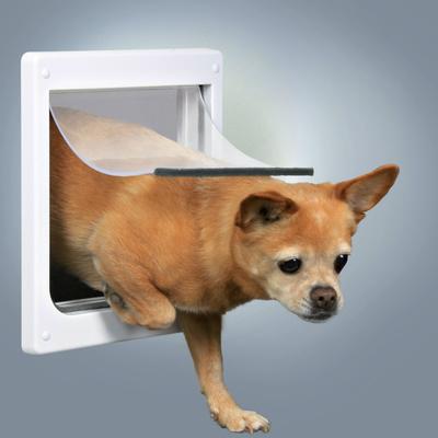 TRIXIE Hundeklappe mit flexibler Kunststoffklappe Preview Image