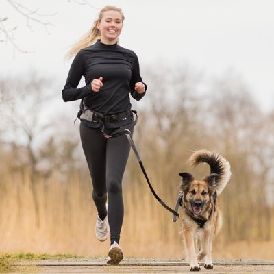 TRIXIE Jogginggurt mit Leine Preview Image