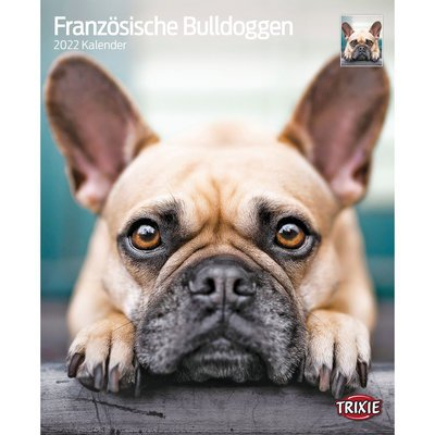 TRIXIE Kalender Französische Bulldoggen Preview Image